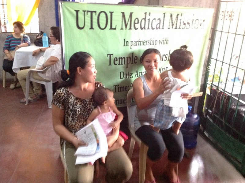 UTOL Medical Mission 2015