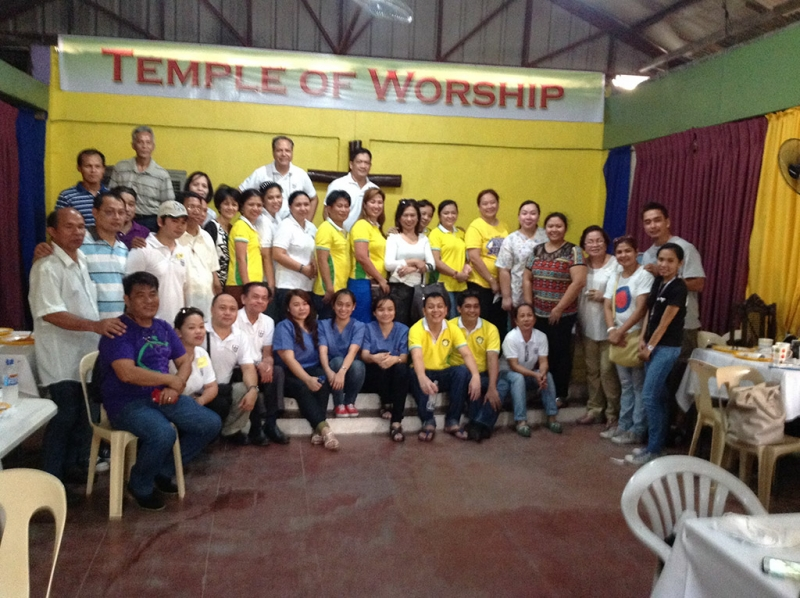 UTOL & Temple worship - Church Medical Mission 2015