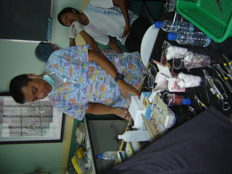 Medical & Dental Mission with Philippine Marines