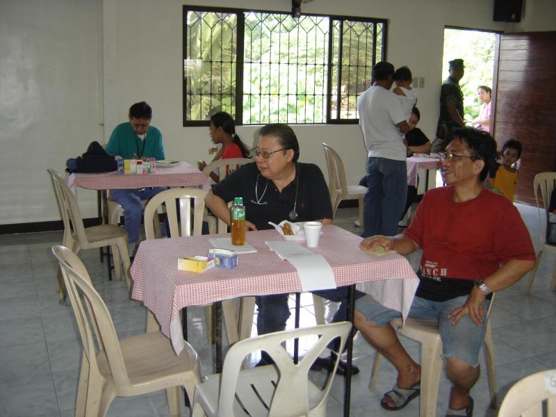 Medical Mission UTOL Doctors Volunteers