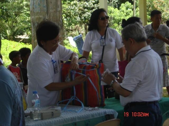 Dr. cortes, Dr. Joeping & Atty Cortes
