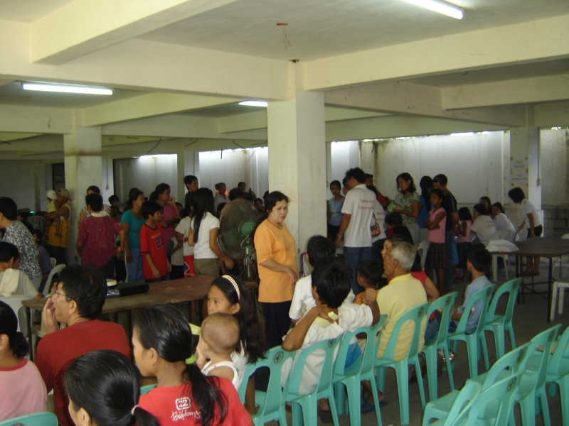 Med Mission Quezon City Nov 22, 2008