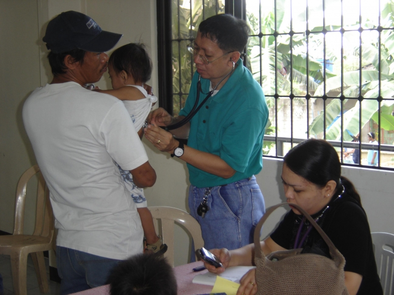 Medical Mission Quezon city