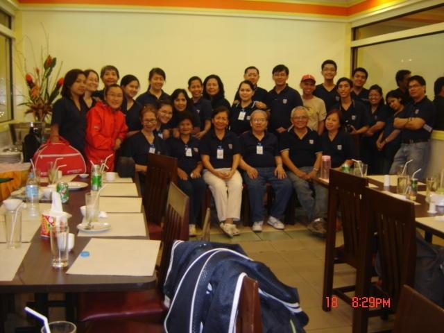 UTOL Medica Team Dinner