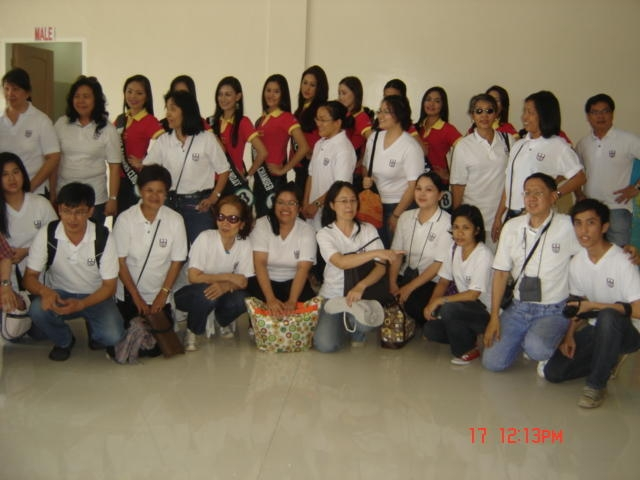 UTOL Medical Team with Mutya ng Butuan ladies
